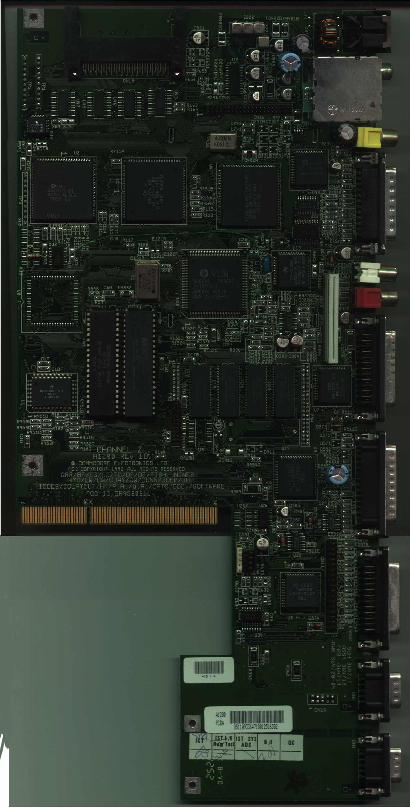 Amiga Games Com Amiga 1200 Hardware V1 5